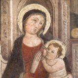 Madonna del Latte - particolare